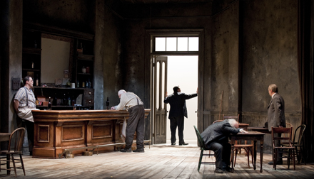 Eugene O'Neill's Iceman is a masterpiece of excess.