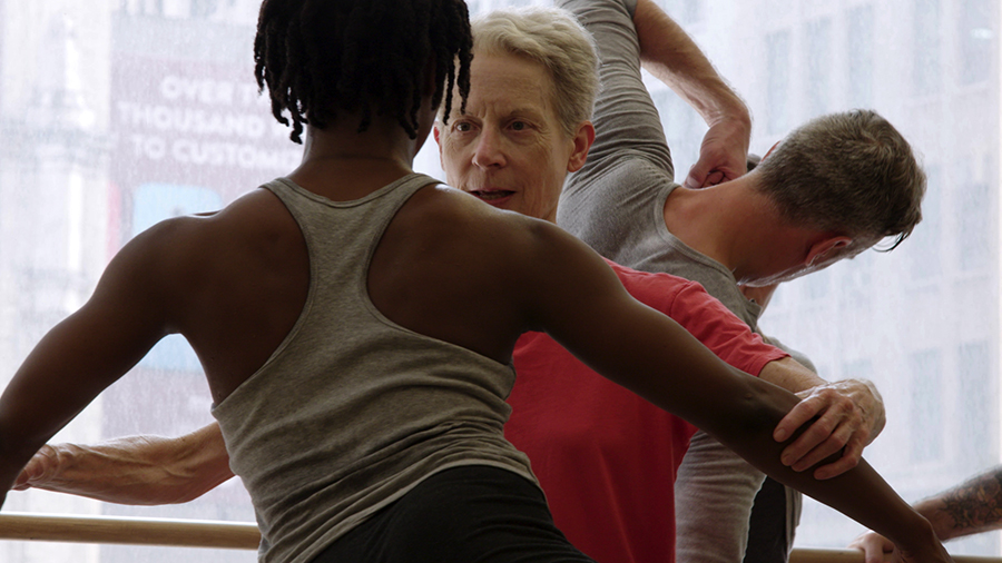 <i>If the Dancer Dances</i>