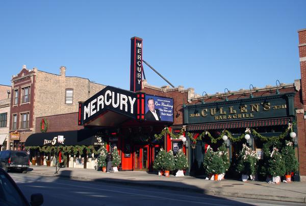 Mercury Theater in late 2007