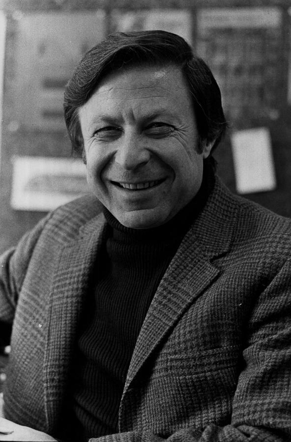 John Macsai circa 1972