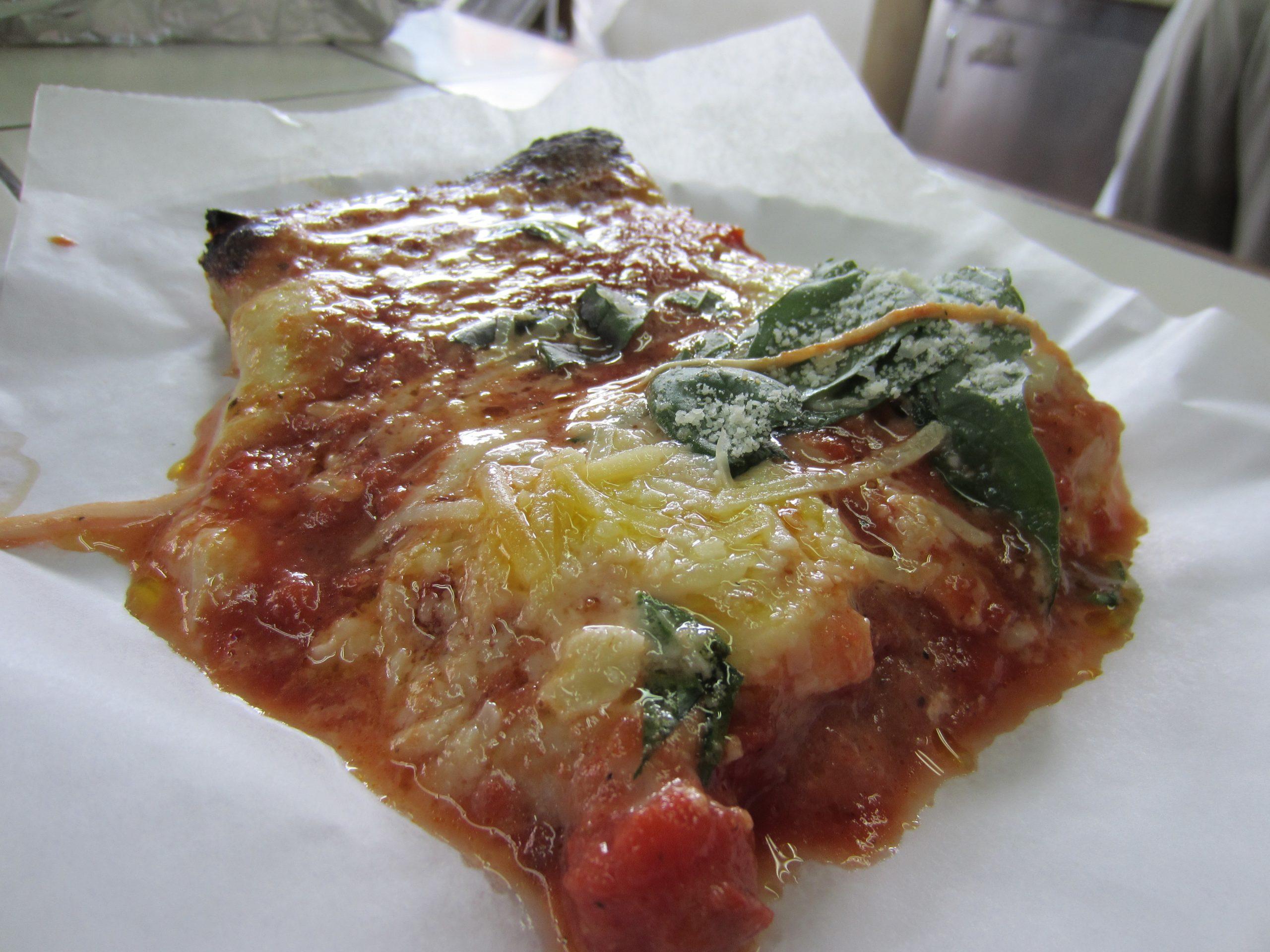 Di Fara—it tasted better than it looks!