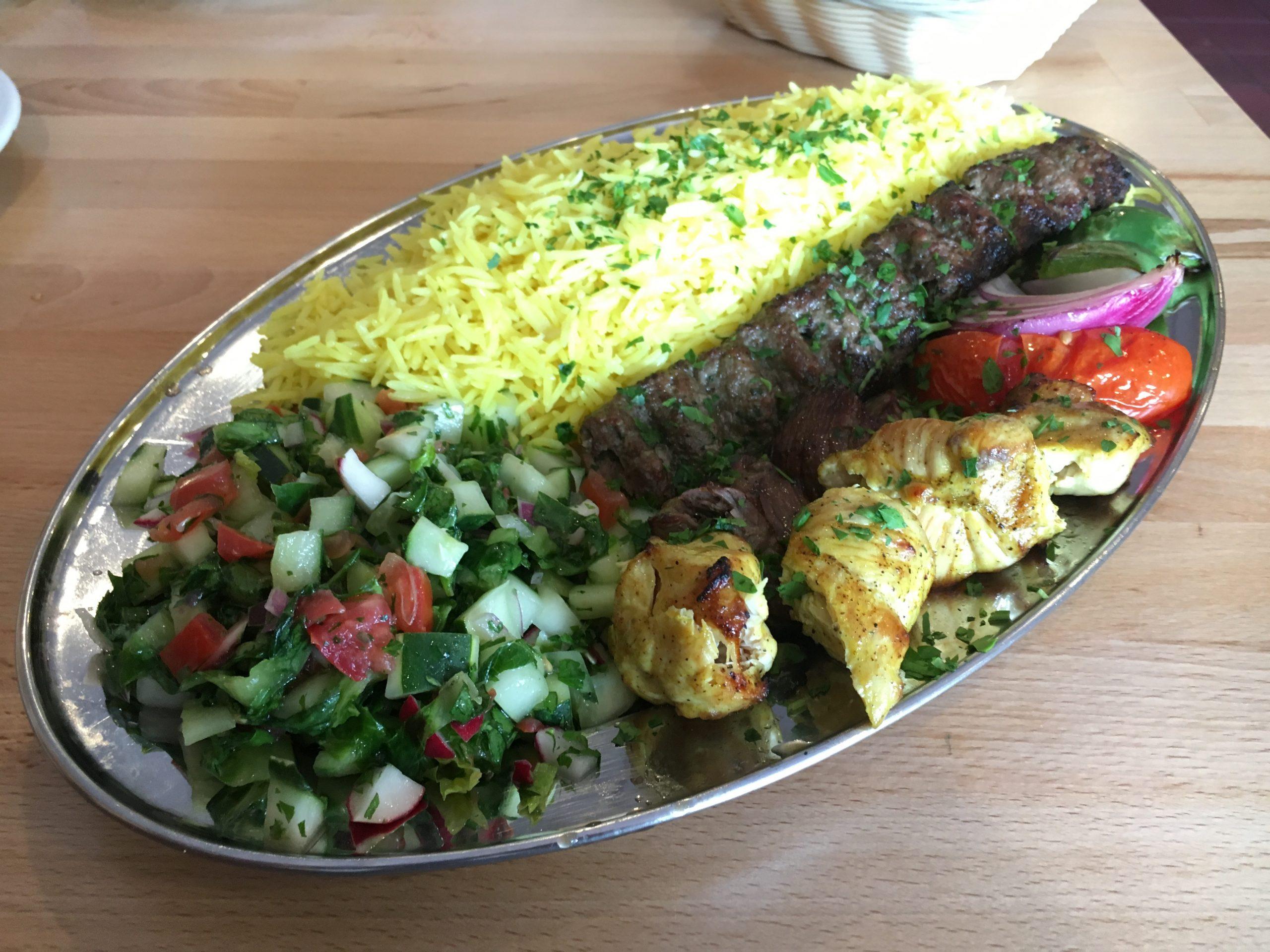 Karam mixed grill, Karam Grill