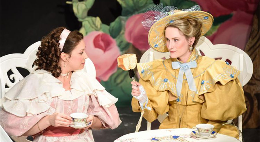 Dead Writers Theatre Collective's <i>The Importance of Being Earnest</i>, at the Athenaeum