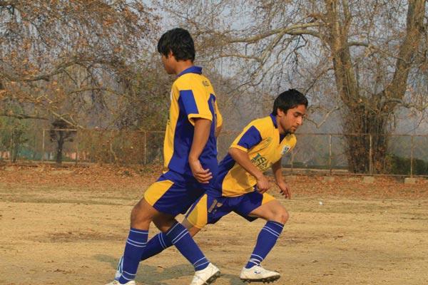 <i>Inshallah, Football</i>