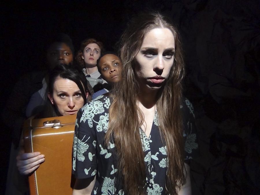 Trap Door Theatre's <i>Into the Empty Sky</i>