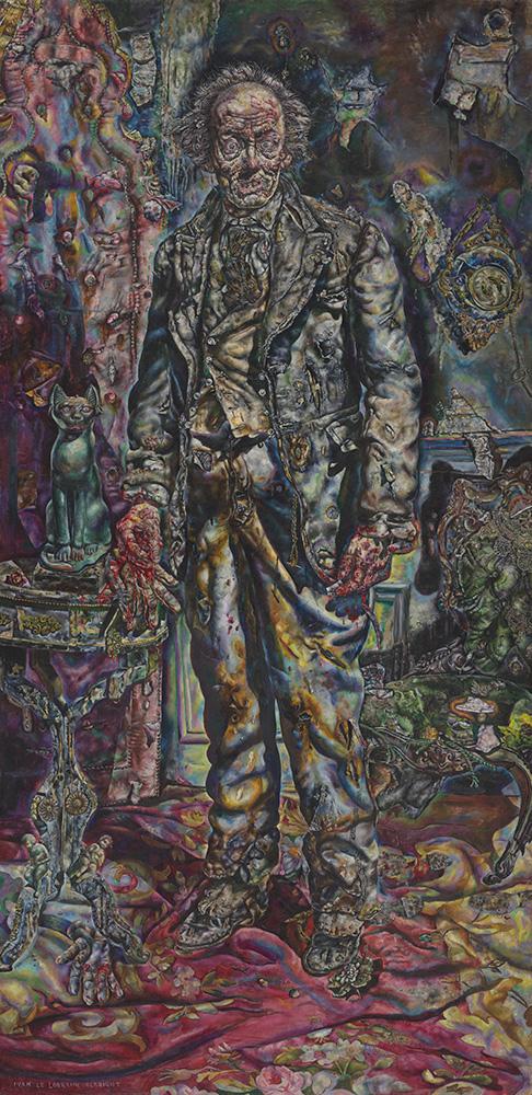 <em>Picture of Dorian Gray</em> (1943-'44)