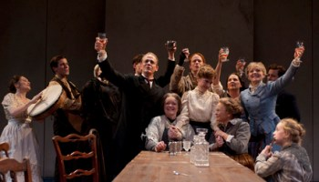 """Souls swoon slowly in Court Theatre's <i>James Joyce's """"The Dead""""</i>."""