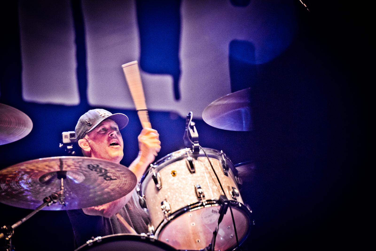 Drummer Adam Pfahler
