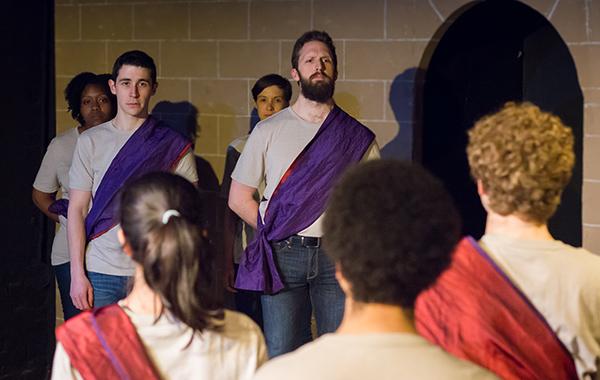 Brown Paper Bag Co.'s <i>Julius Caesar</i>. Beware the Ides of March!