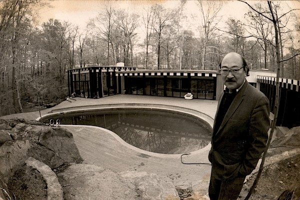Kaneji Domoto is memorialized as part of the Chicago Architecture Biennial Wednesday 10/18.