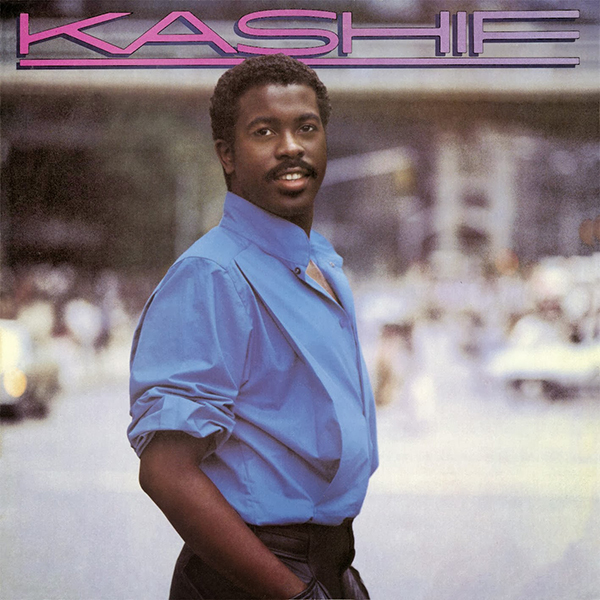 The cover of Kashif's 1983 self-titled debut