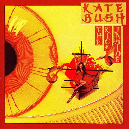 Kate Bush, The Kick Inside