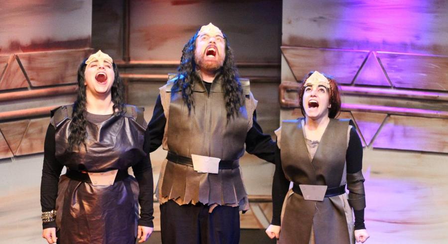 E.D.G.E. Theatre's <i>A Klingon Christmas Carol</i>