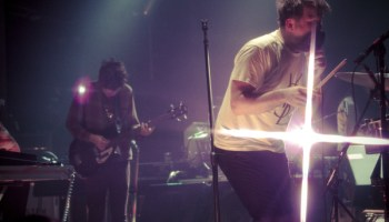 LCD Soundsystem at New York's Webster Hall in April