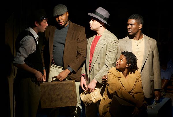 Polarity Ensemble Theatre's <i>Leavings</i>