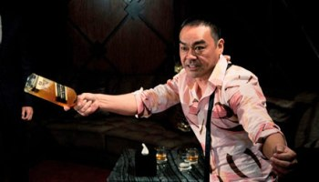 A dance with death, and scotch, in Johnnie To's <i>Life Without Principle</i>.