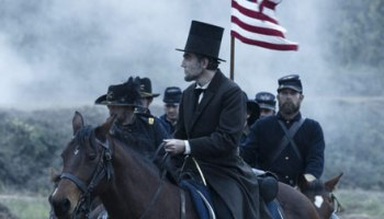 Is that Abraham Lincoln? Why no, it's Daniel Day-Lewis <i>playing</i> Abraham Lincoln.