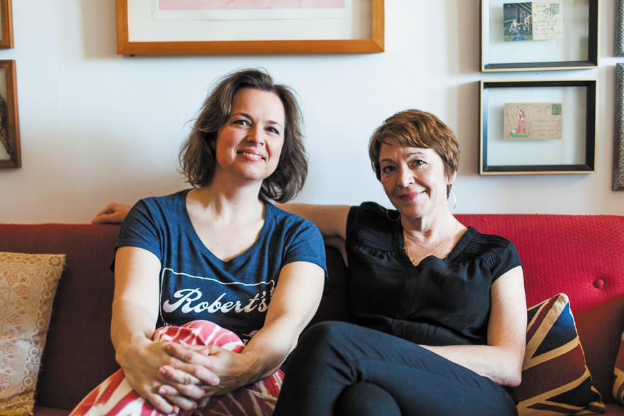 Veteran actors Lori Myers and Laura T. Fisher established Not in Our House last year. The group is writing a code of conduct for non-Equity theater professionals.