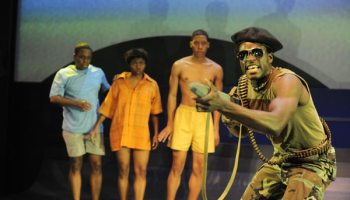 <i>The Lost Boys of Sudan</i>