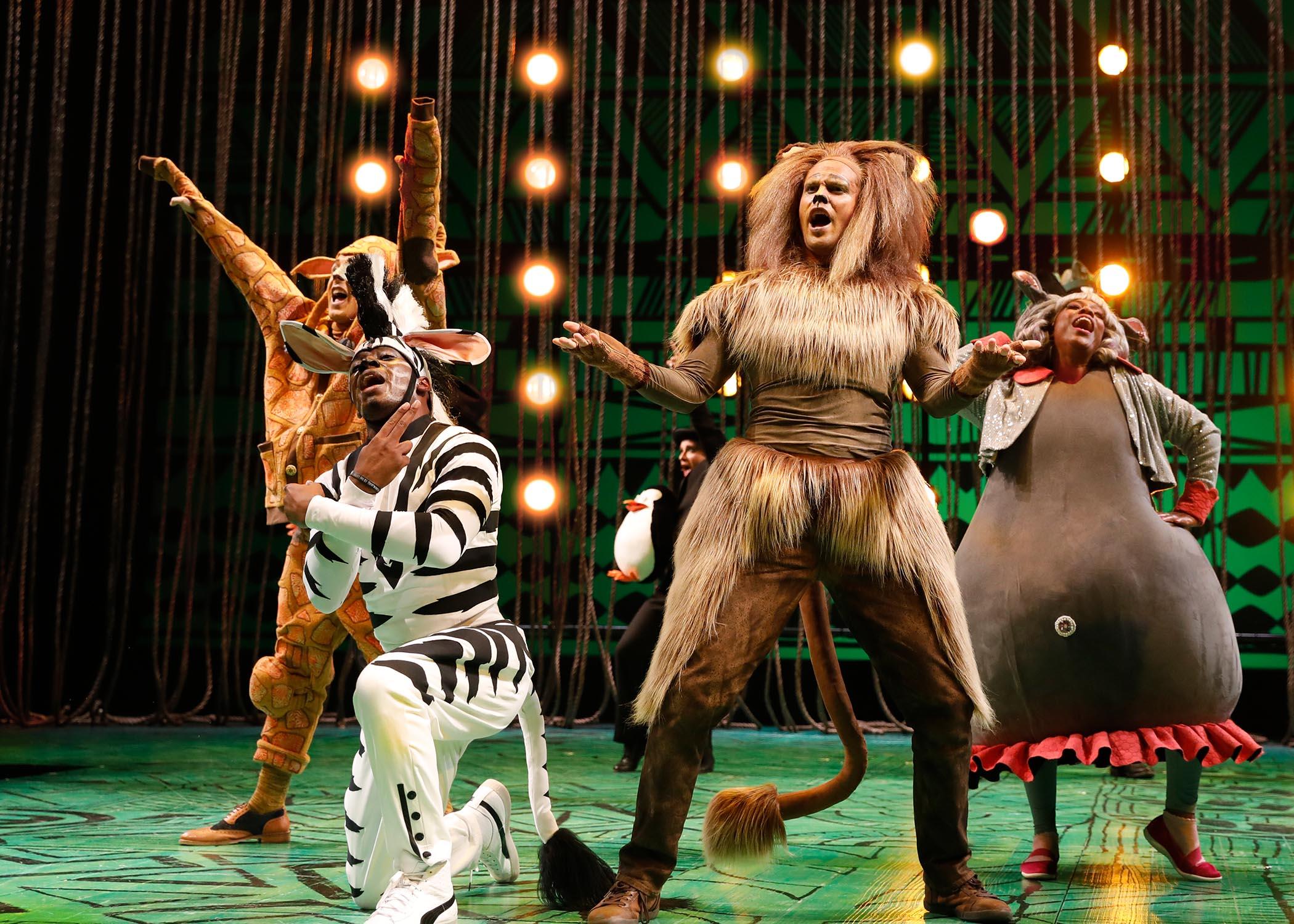 Chicago Shakespeare Theater's <i>Madagascar</i>