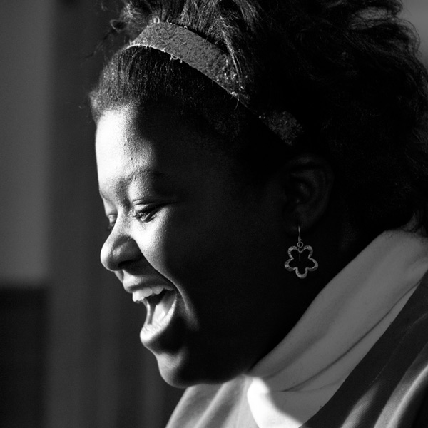 Eleven-year-old Mae Yae Carter Ryan, whose voice has been compared to those of Mahalia Jackson and Sarah Vaughan