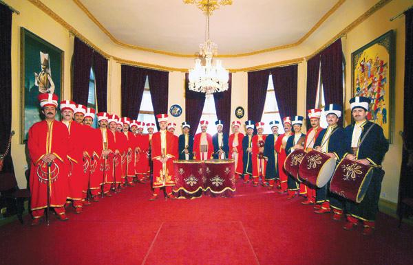 Mehter Ottoman Turkish Military Band
