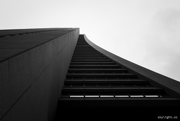 Untitled. Chase Tower, November. By Michael Salisbury