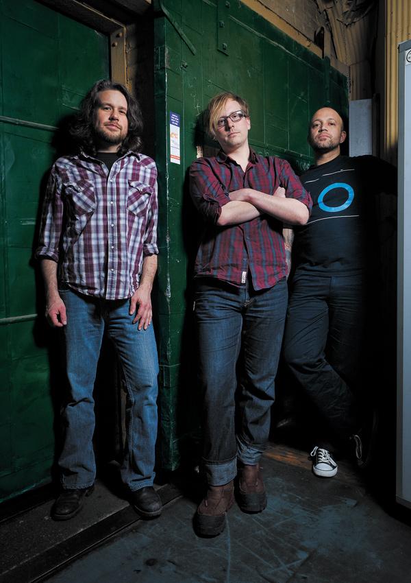 Econoline: Colby Starck, Nathaniel Braddock, Paul Kelvington