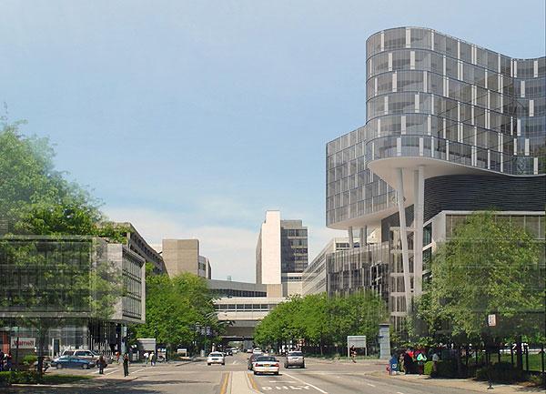 Rush University Medical Center's proposed $900 million expansion