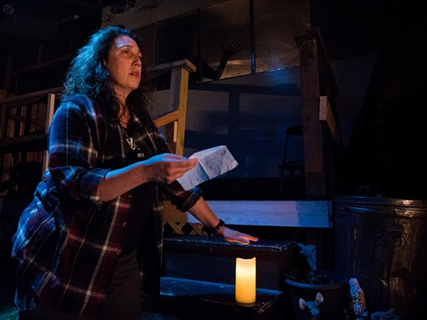 Wildclaw Theatre's <i>Night in Alachua County</i>