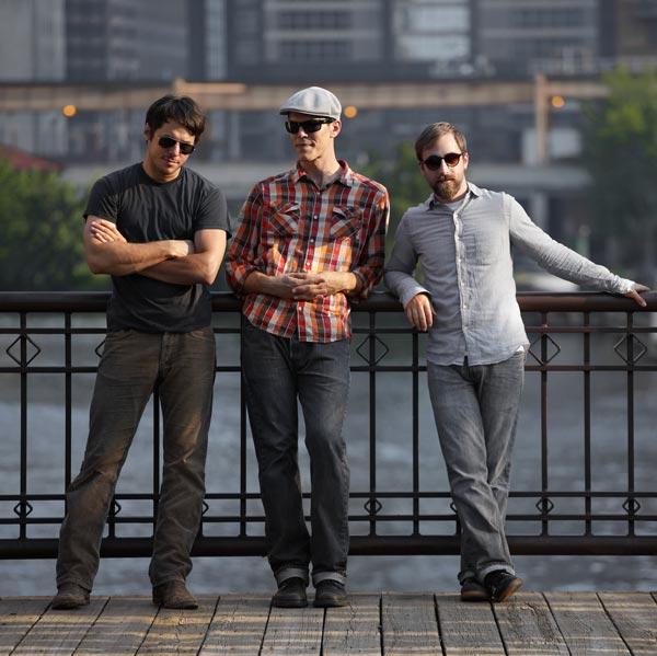 Nick Mazzarella Trio