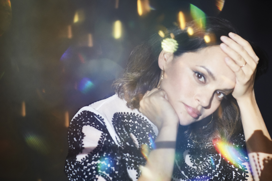 Norah Jones plays the Chicago Theatre this weekend.