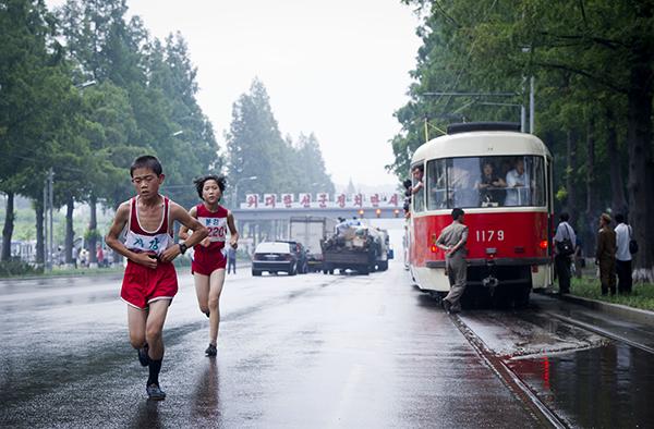 <i>Pyongyang City Marathon</i>, 2012