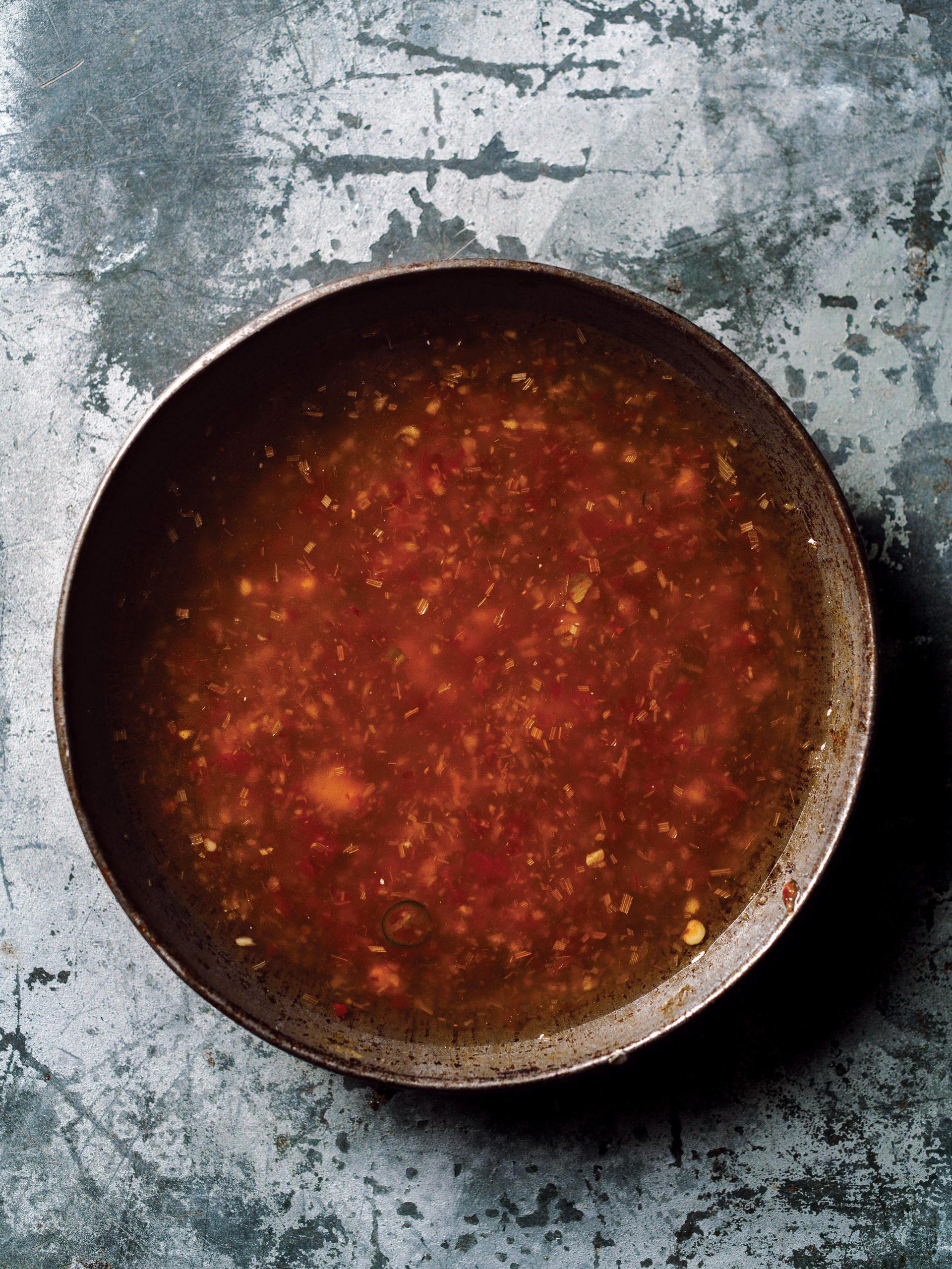 Bill Kim's nuoc cham sauce