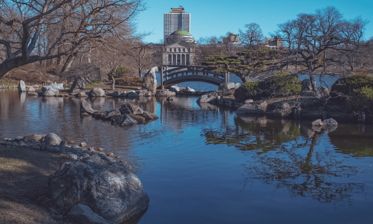 Jackson Park is on the National Register of Historic Places and is one of the most important urban parks in the nation.