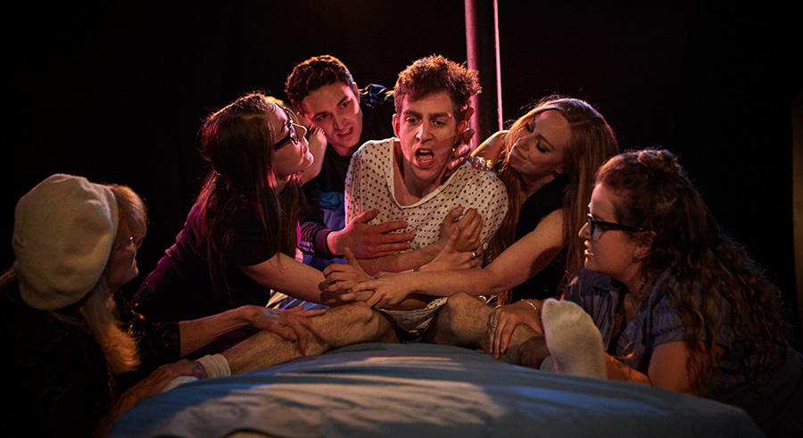 Organic Theater Company's <i>Out of the Blue</i>