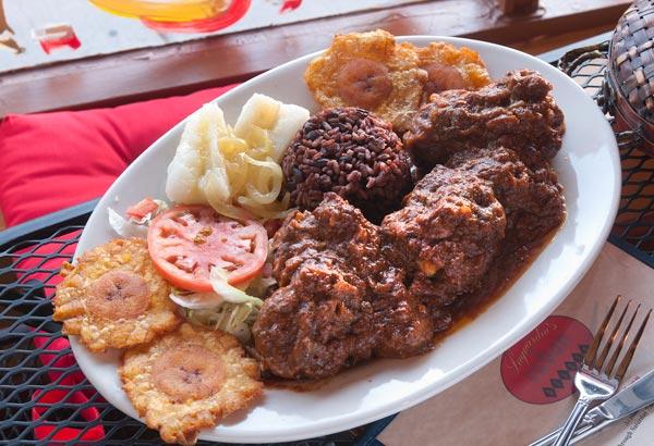Oxtails at Laguardia's Cuban Bistro