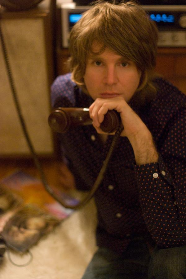 Pat Sansone, of Wilco and Autumn Defense