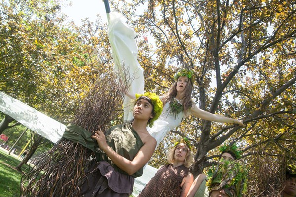 Walkabout Theater's <i>A Persephone Pageant</i>