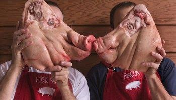 Erik and Ehran of E&P Meats