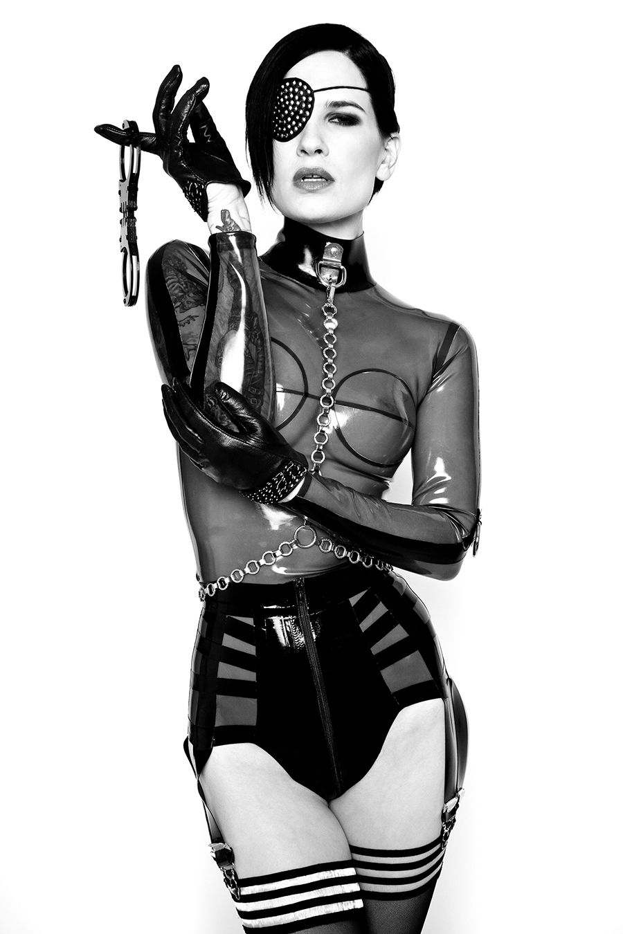 <i>Portrait of a Domme</i>
