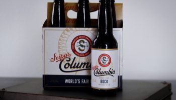 The historic brewery is back with a blast from the past.
