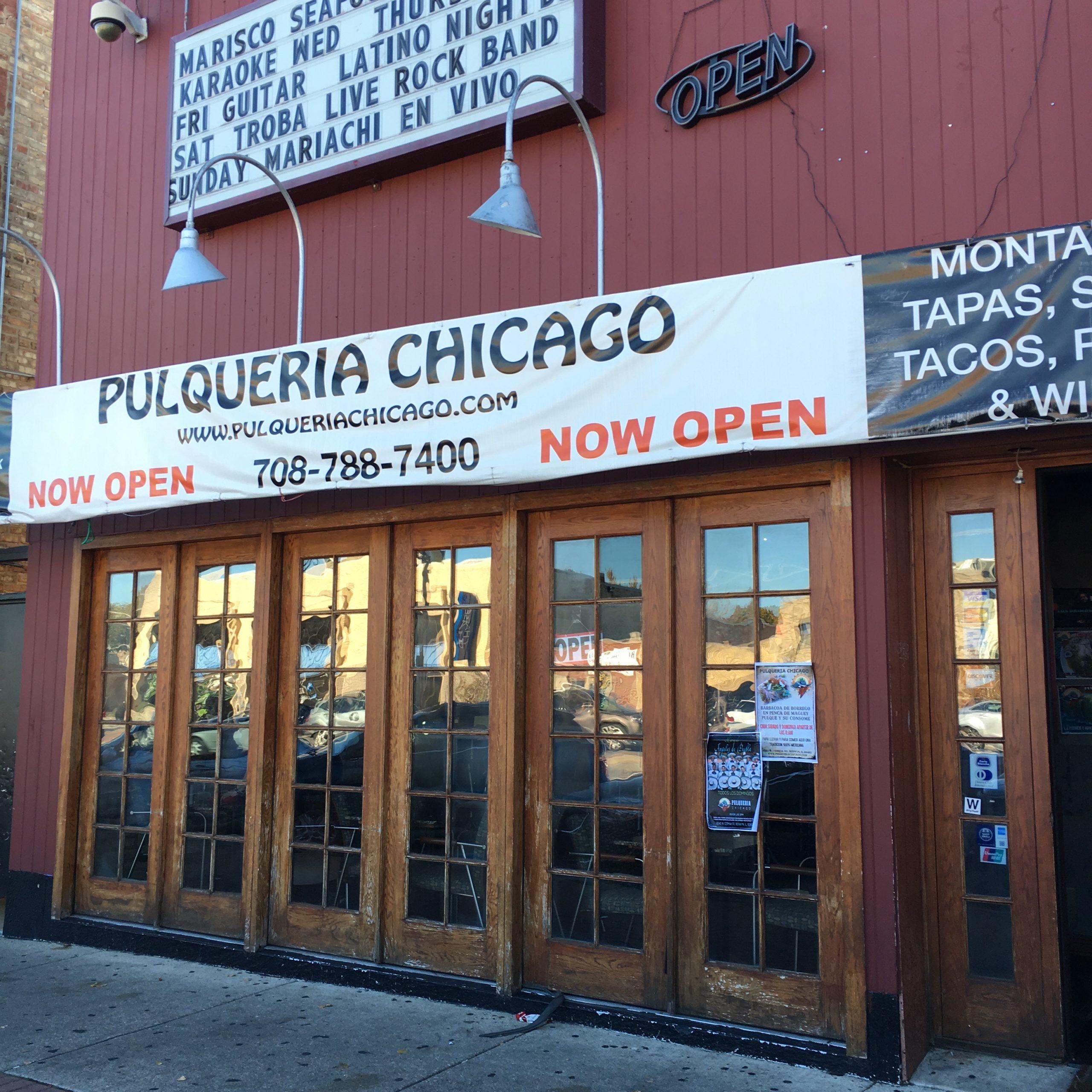 Pulqueria Chicago