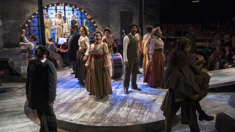 Griffin Theatre Company's <i>Ragtime</i>