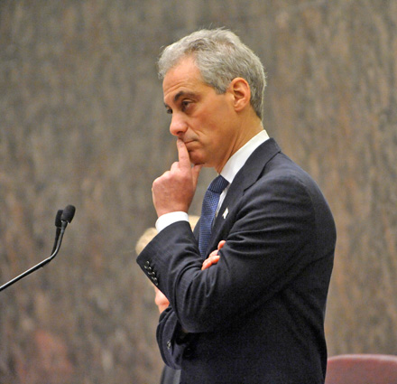 Mayor Rahm Emanuel will soon make his next move in the plan to close Chicago schools.