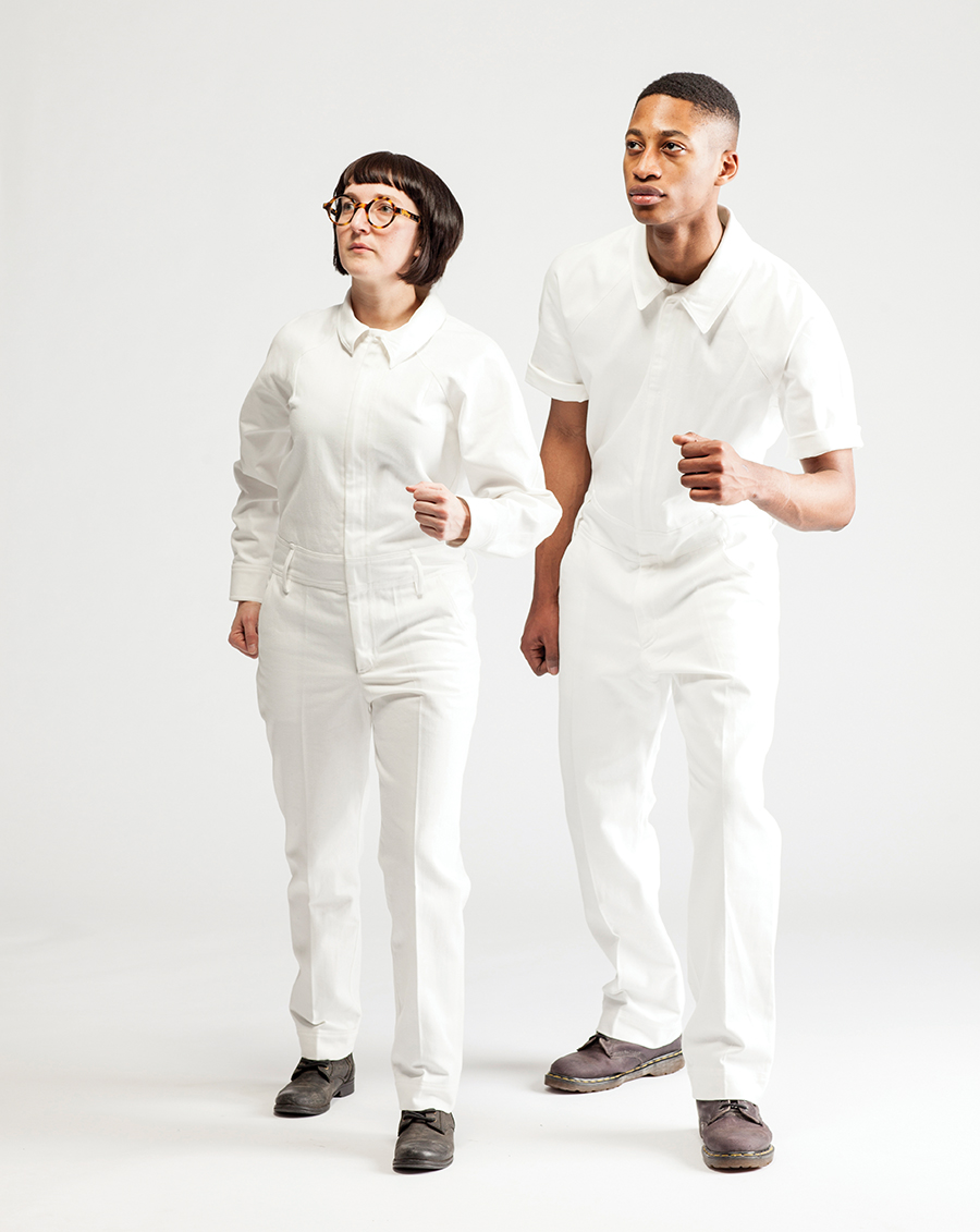Rational Dress Society produces a unisex jumpsuit that comes in 248 different sizes.