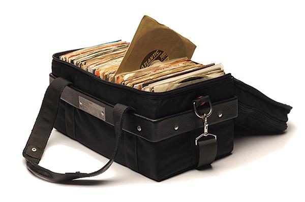 The Rich Medina model 45RPM record bag