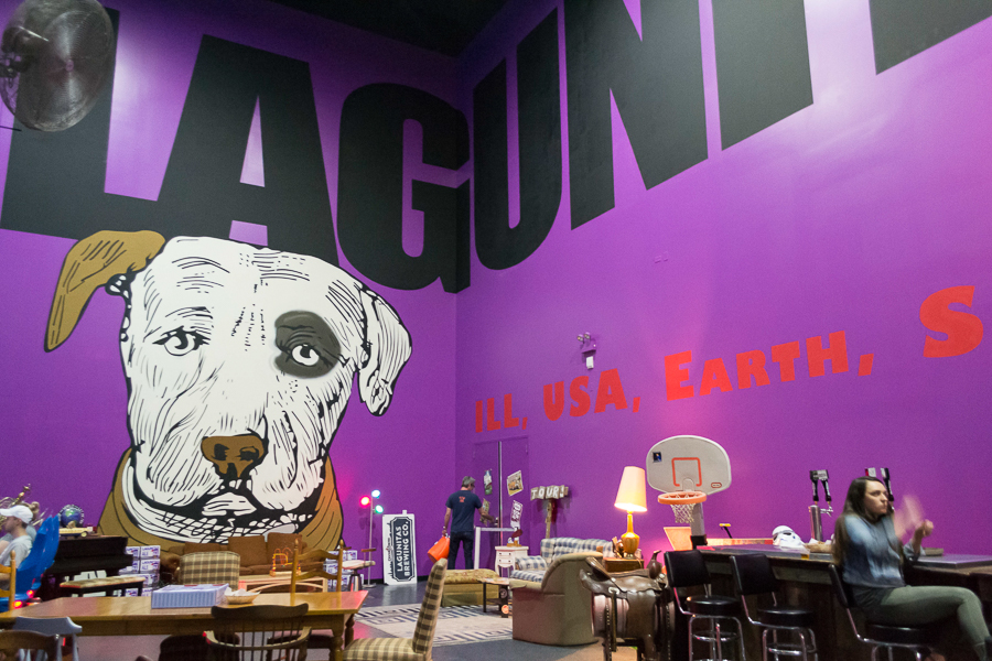 Lagunitas Tap Room