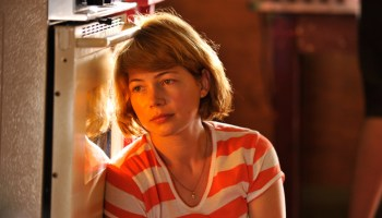 There's an uncertain future for Margot (Michelle Williams) in <i>Take This Waltz</i>