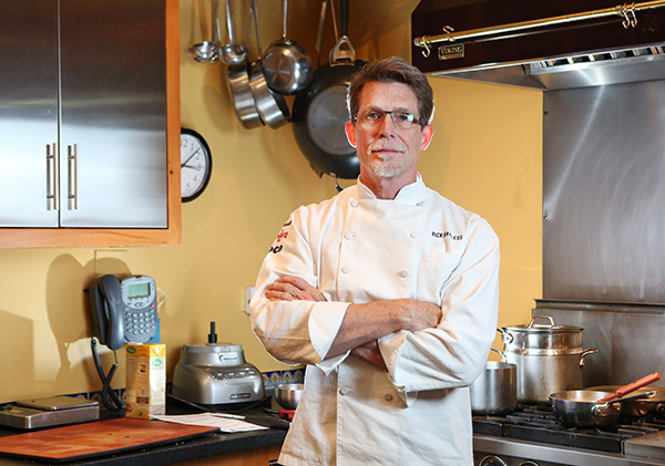 """""""We don't have any experience in creating products like that, but what we can offer them is an education in flavor."""" —Chef Rick Bayless of Frontera Grill, Topolobampo, and Xoco"""